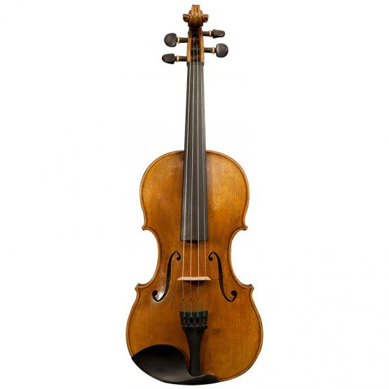 Stefan Petrov Workshop Violin Full Front
