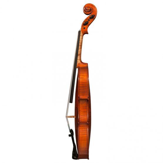Keith, Curtis & Clifton (KCC) R32V Violin Full Side