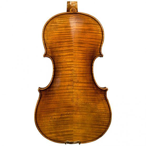 Stefan Petrov Superior Violin Rear Body