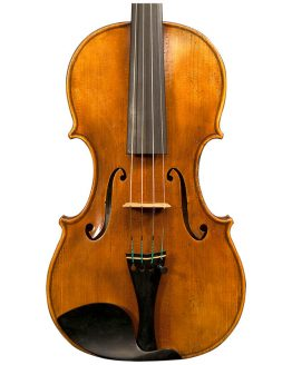 Stefan Petrov Standard Violin Front Body