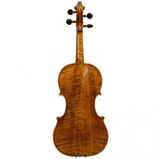 Stefan Petrov Standard Violin Full Rear