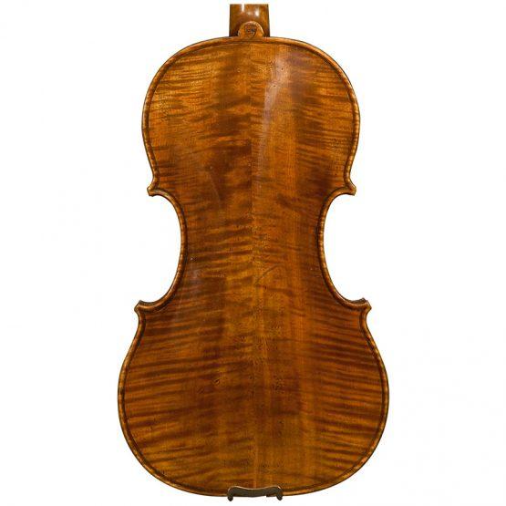 Stefan Petrov Standard Violin Rear Body