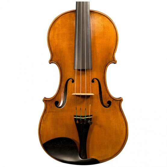 Stefan Petrov Euro Violin Front Body
