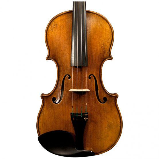 Stefan Petrov Superior Violin Front Body