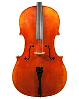 Stefan Petrov Trista Select Cello Front Body