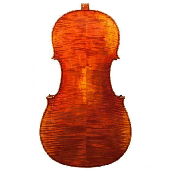 Stefan Petrov Trista Select Cello Rear Body