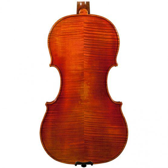 Stefan Petrov Guarneri Violin Rear Body