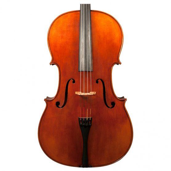 Viktor Kereske Master Cello Front Body