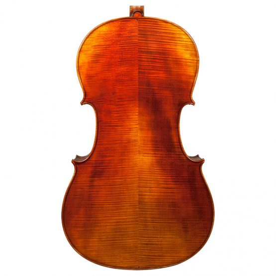 Viktor Kereske Master Cello Rear Body