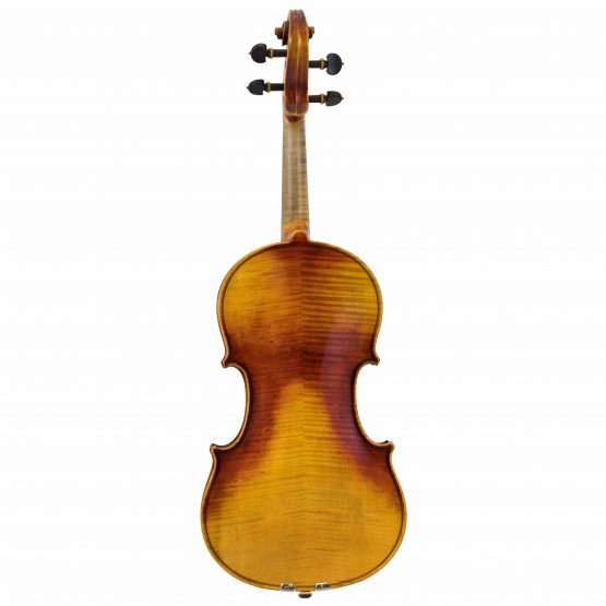 Alard Virtuoso Violin full back