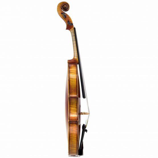 Alard Virtuoso Violin full side