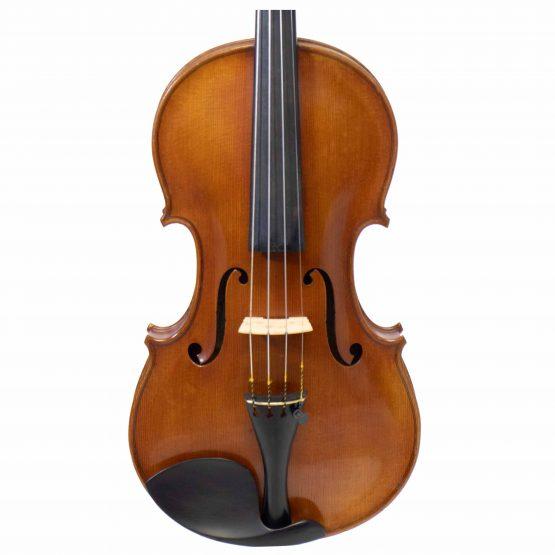 1938 Leon Bernadel Violin front body