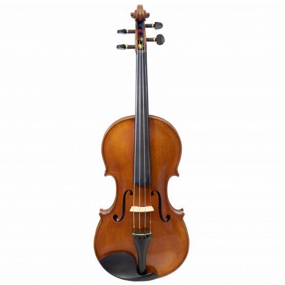 1938 Leon Bernadel Violin full front