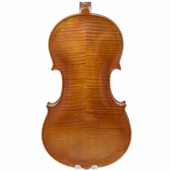 1938 Leon Bernadel Violin back body