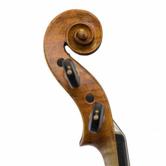 A Bittner Violin scroll
