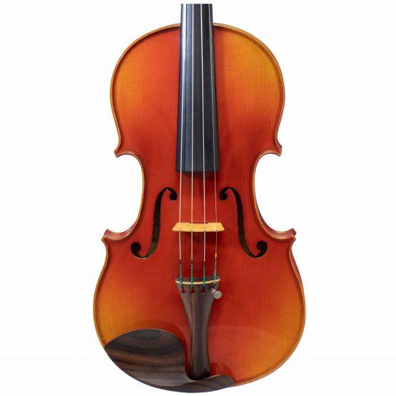 1927 Hughes Emile Blondelet Violin front body