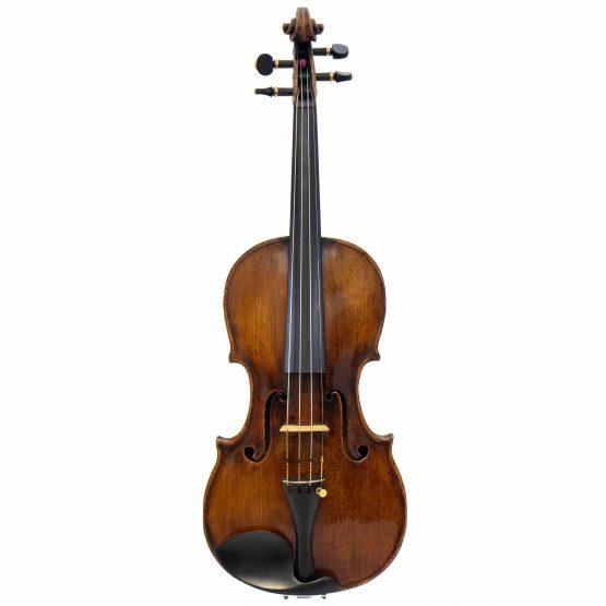 Casper Strnad Violin full front