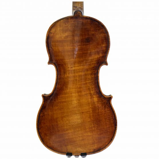 Casper Strnad Violin back body