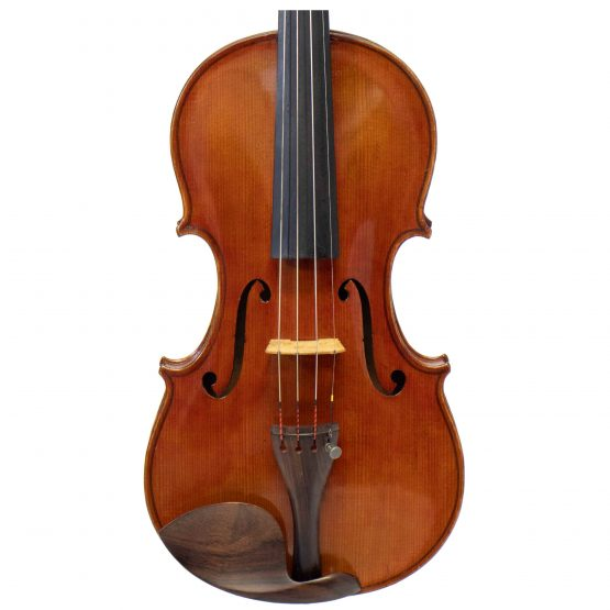 1897 Chipot-Vuillaume Violin front body