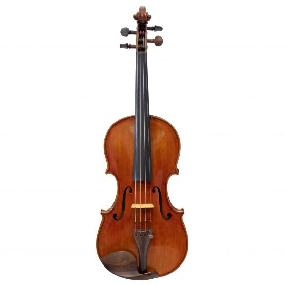 1897 Chipot-Vuillaume Violin full front
