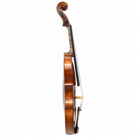1897 Chipot-Vuillaume Violin full side