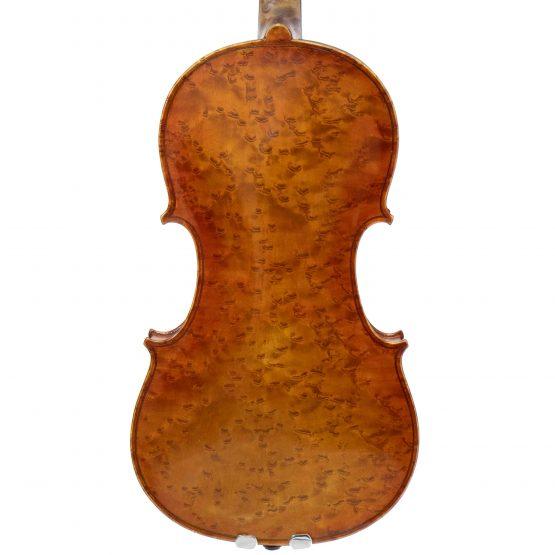1897 Chipot-Vuillaume Violin back body