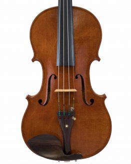 1996 John Collins Violin front body