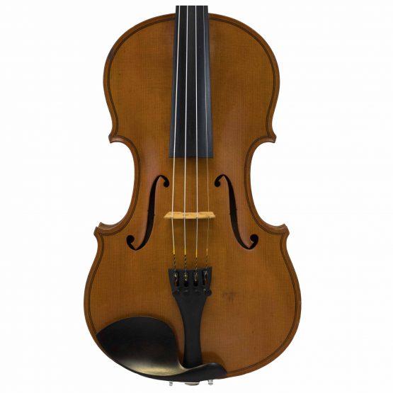 Antonio Curatoli Violin front body