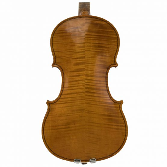 Antonio Curatoli Violin back body