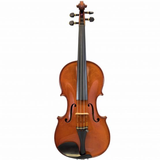 Justin Derazey Violin full front