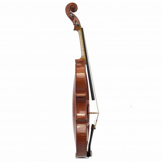 Justin Derazey Violin full side
