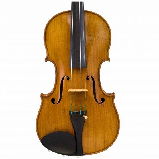 Amédée Dieudonné violin body front