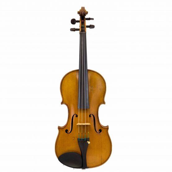 Amédée Dieudonné violin full front