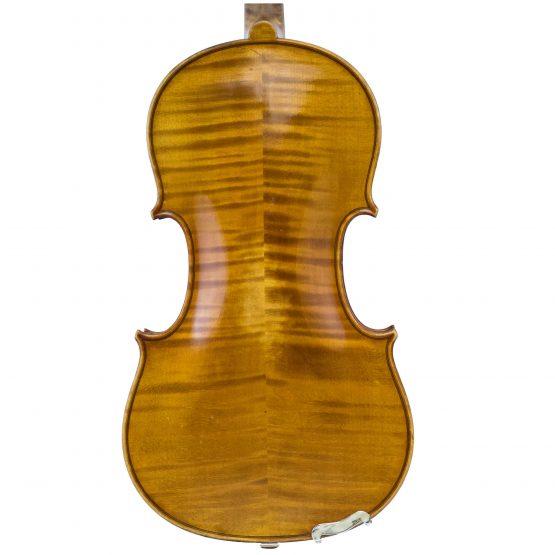 Amédée Dieudonné violin back body