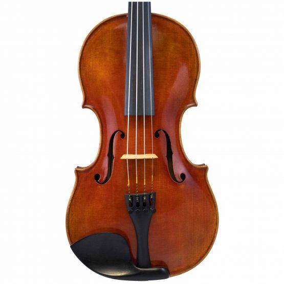 1971 Ernst Saumer Violin front body