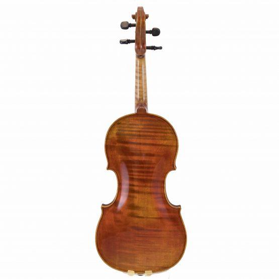 1971 Ernst Saumer Violin full back