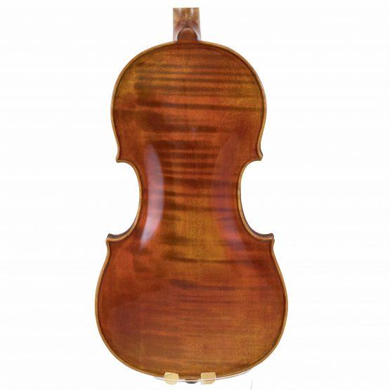 1971 Ernst Saumer Violin back body