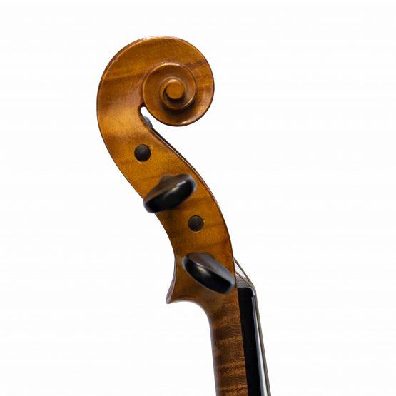 Pietro Fantozzi Violin scroll