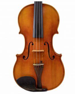 Wenzel Fuchs Violin front body