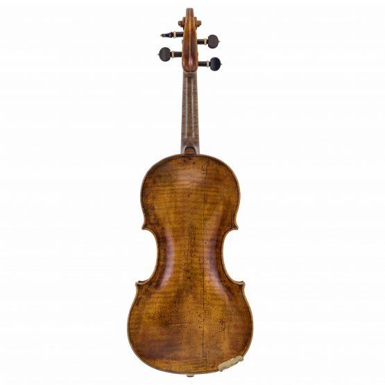 German Amati Pattern Violin full back