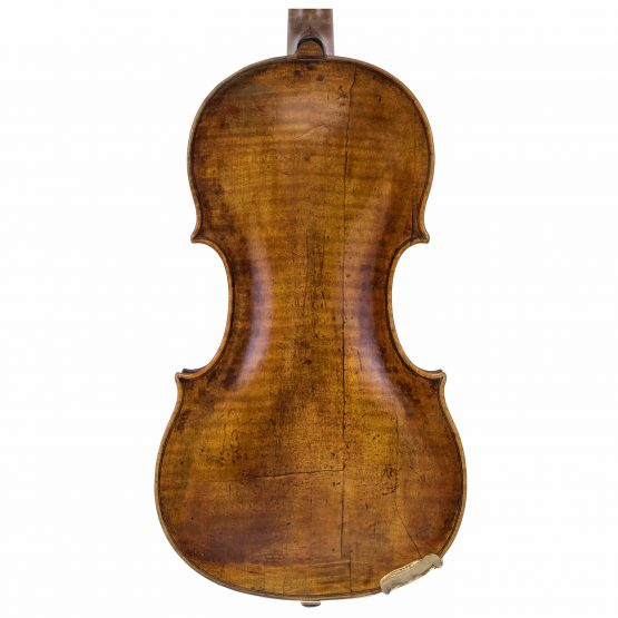 German Amati Pattern Violin back body
