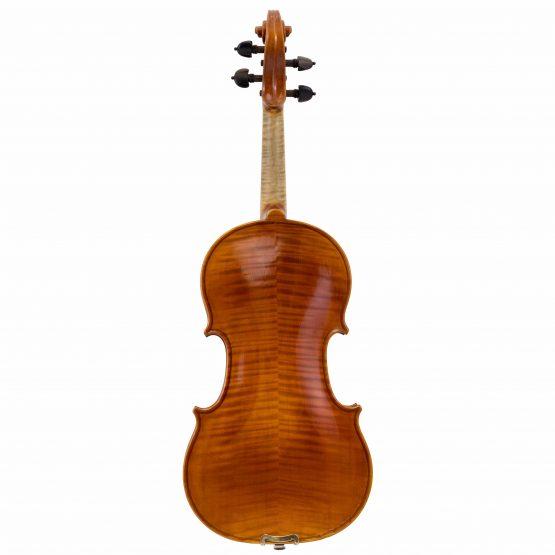 German Guarneri Pattern Violin full back