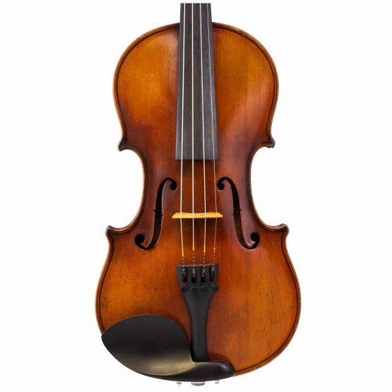 German Strad Pattern Violin front body