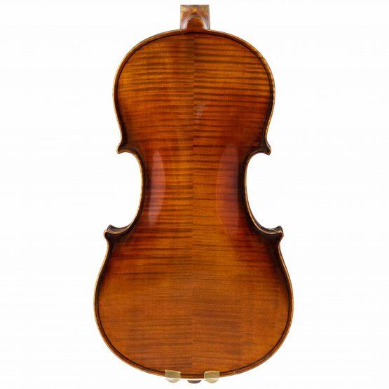 German Strad Pattern Violin full back