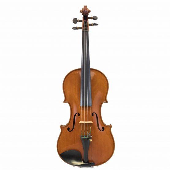 Heinrich Heberlein Violin full front