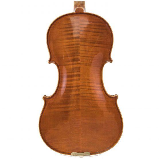 Heinrich Heberlein Violin back body