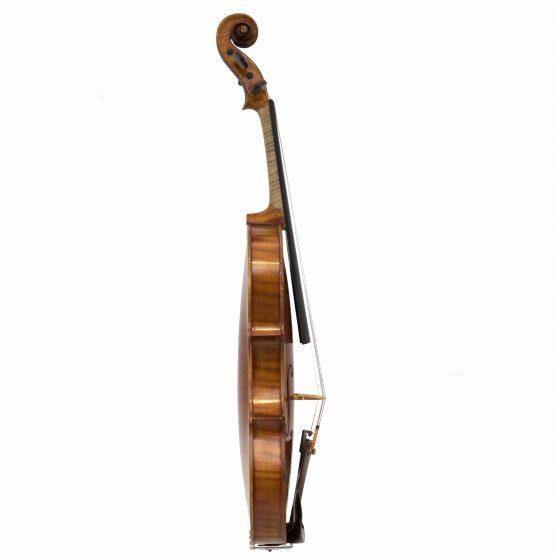 Heinrich Heberlein Violin full side