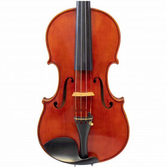 Heinrich Theodore Heberlein Jr. Violin front body