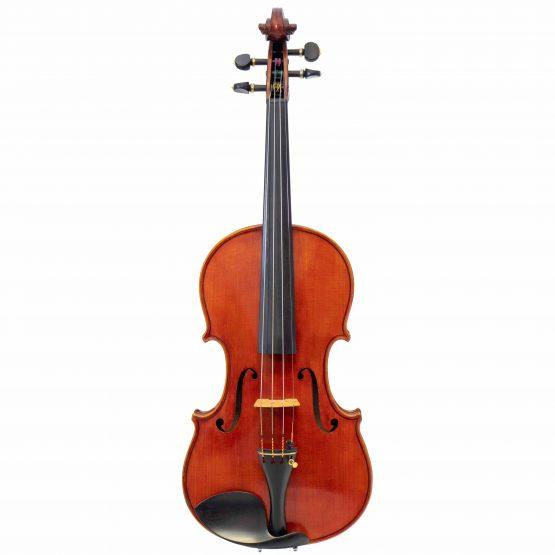 Heinrich Theodore Heberlein Jr. Violin full front