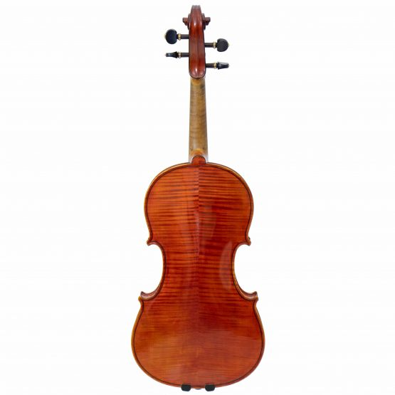 Heinrich Theodore Heberlein Jr. Violin full back